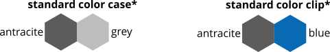 standaard kleuren Maxi systainer koffers