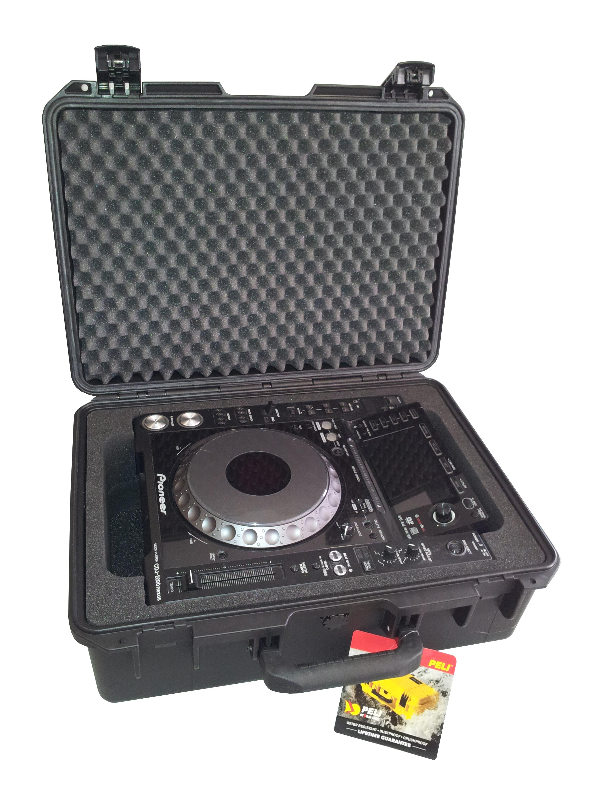 iM2600 tbv Pioneer CDJ2000 nexus CD/MP3 speler
